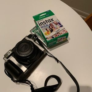 Fuji Film Instax Wide (Film Included)